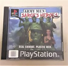ARMY MEN SARGE'S HEROES – PS1