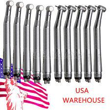 SKYSEA 10* Dental High Speed Handpiece Push Type Standard Head Air Turbine USA Y