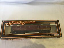 MAINLINE RAILWAYS LMS MAROON 50 PARCELS VAN CAT. NO. 37118 RN 30965 COACH