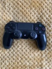 Official Sony PlayStation PS4 Dualshock Wireless Black Controller