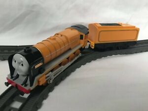Thomas the Tank Engine Trackmaster Murdoch Train with Carriages