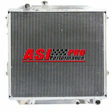 Aluminum Radiator FOR 96-03 TOYOTA Landcruiser Prado RZJ95/ VZJ95R AT/MT-AU