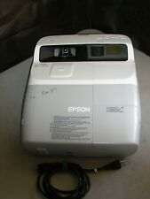 EPSON BRIGHTLINK 450Wi HD 720p WXGA PROJECTOR, 2500 LUMENS, NEW FACTORY LAMP!!