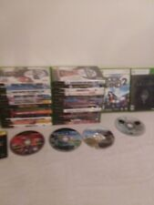 Huge Game Lot 32 Games XBOX  & XBOX 360, Good Titles.