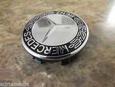 Mercedes Radzierdeckel Raddeckel Wheel Cap Deckel Royalschwarz W221 A1714000125