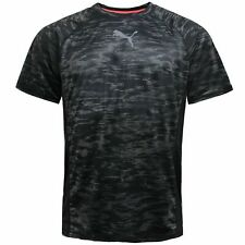 Puma Active Training Mens Vent Graphic T-Shirt Running Gym Top 515164 03