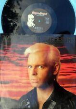 Gary Numan ORIG UK PS 12 Warriors NM '82 BEG95T New wave Synth Pop