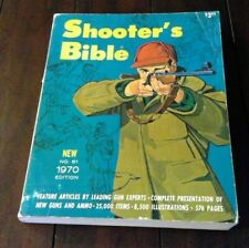 Shooter's Bible No. 61, 1970 Edition