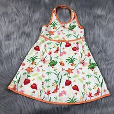 NWT Gymboree Baby Girls 18-24m Multicolored Floral Halter Dress