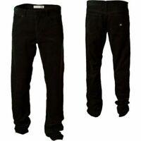 KREW CLOTHING KLASSIC CORD BLACK JEANS SKATE SKATEBOARD KR3W KINGPIN STORE