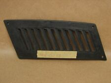 Vintage NOS Skidoo Snowmobile 1970 Blizzard 292 Rotax Hood Vent 414-0233