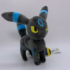 Pokemon Shiny Umbreon Plush Soft Toy Doll Stuffed Animal Teddy 8""