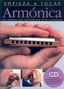 Empieza a Tocar : Armonica Compact Disc Amsco Publications