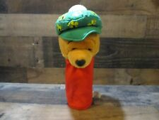 Vintage walt disney winnie the pooh pooh hand puppet new please read nr