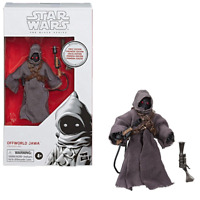 """Star Wars Authentic Black Series 6/"""" Inch #96 Offworld Jawa Loose Complete"""
