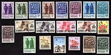 20 All Different KATANGA (CONGO) STAMPS