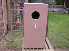 "24"" x 12"" x 12""  Parrot / Nest Box / Breeding Box - All 12mm Hardwood Ply"