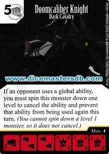 Doomcaliber Knight Dark Cavalry #081 - Yu-Gi-Oh! - Dice Masters