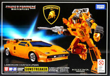 Transformers Masterpiece MP-39 Sunstreaker Action Figure Takara MP USA IN STOCK