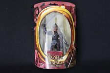 ZB369 Toybiz 81160 seigneur des anneaux Les deux tours King EOMER sword attack