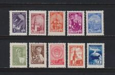 Postfrische Briefmarken aus Europa als Spezialsammlung
