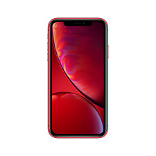 "Apple iPhone XR Red 6.1"" 64GB 4G Unlocked & SIM Free MRY62B/A"