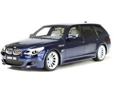 1:18 Otto BMW M5 E61 Touring blue blau Otto Mobile OT542 NEU NEW