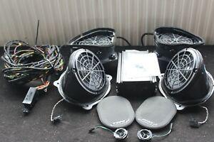 Mercedes SLK R 170 Mopf Original Bose Sound System komplett mit Kabelsatz