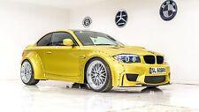 BMW 1M Full Wide Body Kit BMW 1 Series E82 or E88 BMW M1 Bodykit BMW Coupe M