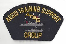 PATCH  NAVY USN AEGIS TRAINING SUPPORT GROUP ATSG