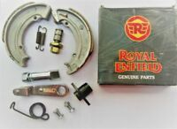 Royal Enfield Genuine  Rear Brake Shoe and  its high quality Complete Kit