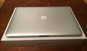 MacBook Pro 13, Mid 2014 Retina, 1 TB Apple SSD, 2.6ghz i5, 8gb DDR 3 Ram