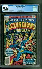 Marvel Presents 11 CGC 9.6 NM Guardians of the Galaxy Yondu Starhawk Vance Astro