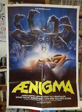 LUCIO FULCI/  AENIGMA/ U1/  italy poster