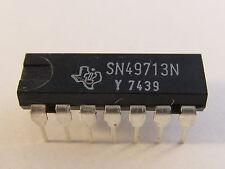 2 pezzi-sn49713n ti dip14-Dual 3-Input NAND Schmitt Trigger - 2pcs