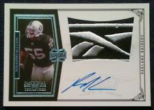 2011 National Treasures ROLANDO McCLAIN #2/5! Autograph Reebok Logo SSP *ROOKIE*