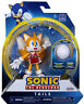 Sonic the Hedgehog ~ TAILS (WAVE 3) ACTION FIGURE w/BENDABLE ARMS & LEGS