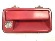 83-87 Prelude 2Dr COUPE  Right Door Exterior Outside Pull Handle Red OEM