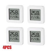 4Stück XIAOMI Mijia Bluetooth Thermometer 2 Digital Temperature Humidity Monitor