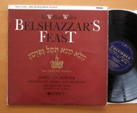 33CX 1679 Walton Belshazzar's Feast Sir William Walton NM Columbia B/Gold Mono