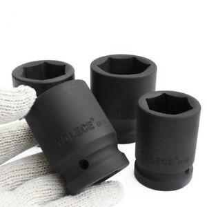 """3/4"""" Drive 6 Point Deep Impact Socket 17mm - 41mm Heavy Duty"""