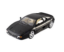 1:18 scale - Hot Wheels ELITE - Ferrari F355 Berlinetta - Black - Diecast