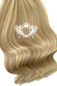 """Luxurious 24"""" Clip In Human Remy Hair Extensions - Full Head 280g - 20+ Colours"""