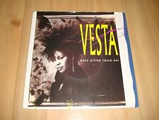 "VESTA WILLIAMS - ONCE BITTEN TWICE SHY  ( A&M RECORDS 7"" )"