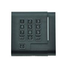 Access Control Proximity RFID Keypad Card Reader Wiegand 26/34 EM-ID 125KHz