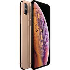 Apple iPhone Xs Max 64GB gold iOS Smartphone Handy LTE/4G ohne Vertrag IP68