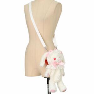 Usakumya Ruck Ribbon pochette bag Lolita BABY THE STARS SHINE BRIGHT Pink