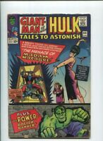 TALES TO ASTONISH #66 VG Giant-man HULK  LEE Ditko KIRBY