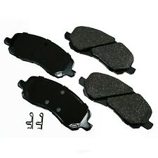Disc Brake Pad Set-DE Front Akebono ASP866