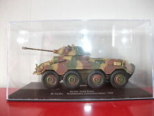(15.4.15.1) Sd.Kfz. 234/2 Puma 20. Pz.Div. Sudetenland 1945 tank Militaire 1/43